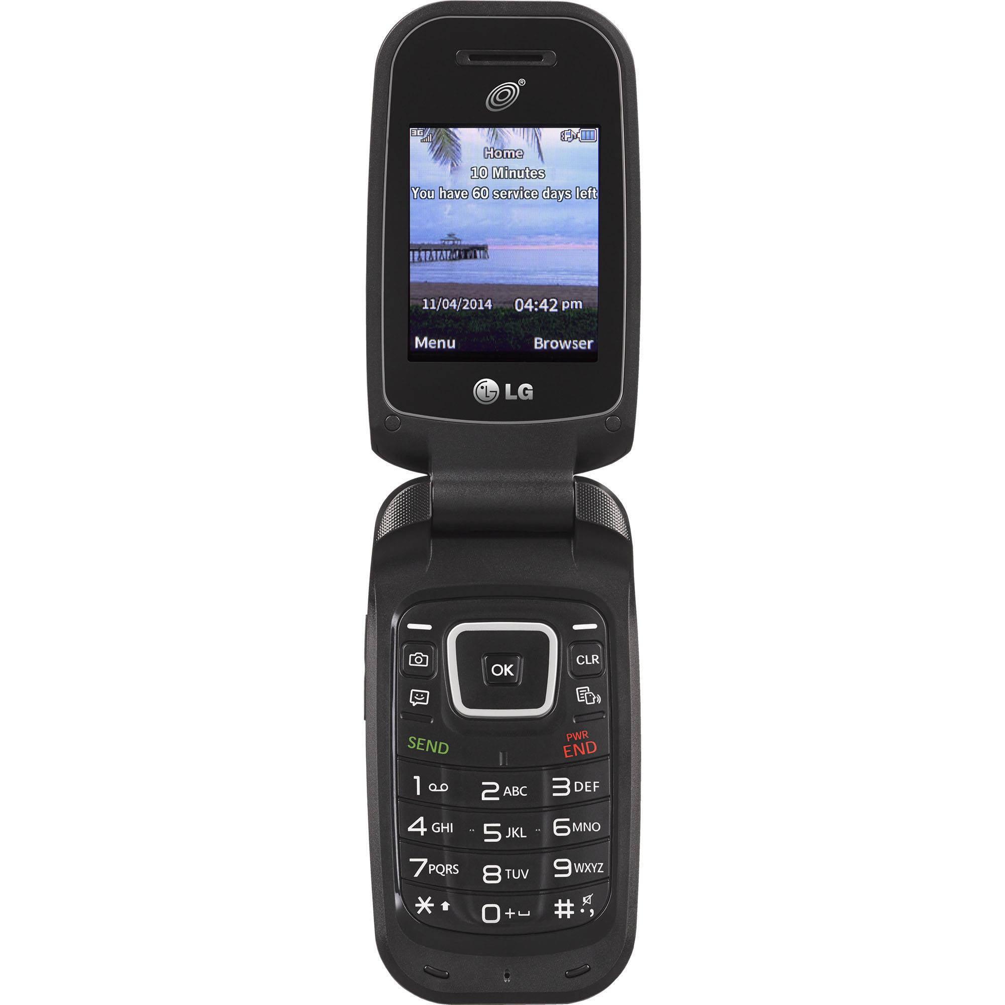 Net10 Lg 441g Prepaid Smartphone Walmart Com