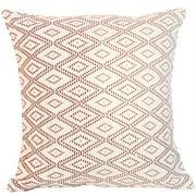 Sustainable Threads Philadelphia Lounge Cotton Throw Pillow