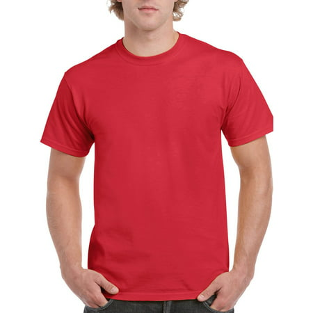 Gildan Mens Ultra Cotton Classic Short Sleeve -
