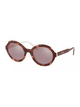ea9c33e1d2 Product Image PRADA 0PR 17USF PINK HAVANA TOP BORDEAUX IVORY Woman  Sunglasses