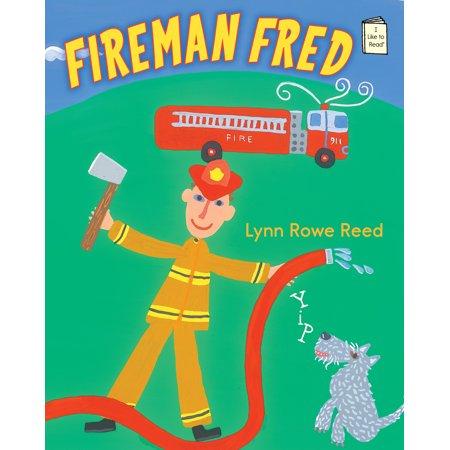 Fireman Fred](Fireman Information For Kids)