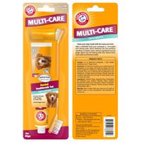 Arm & Hammer™ Multi-Care Fresh Breath Toothpate & Toothbrush Kit in Vanilla Ginger