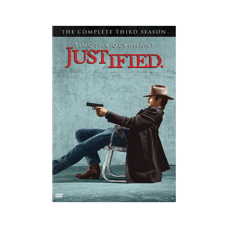 Justified: The Complete Third Season (DVD) ()