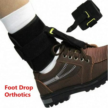 Adjustable Footstrap - Wedlies Adjustable Drop Foot Support Ankle Foot Orthosis Brace Strap Hemiplegia Sroke