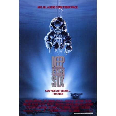 Deep Star Six Movie Poster (11 x 17)