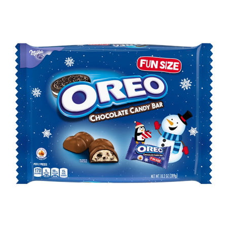 Oreo Christmas Fun Size LDB - 10.2oz