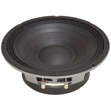 Selenium Loudspeakers Usa 12WS600 12 Inch Woofer for low & mid bass professional sound reinforcement  45 to 3 000 (Best Loudspeakers In The World)