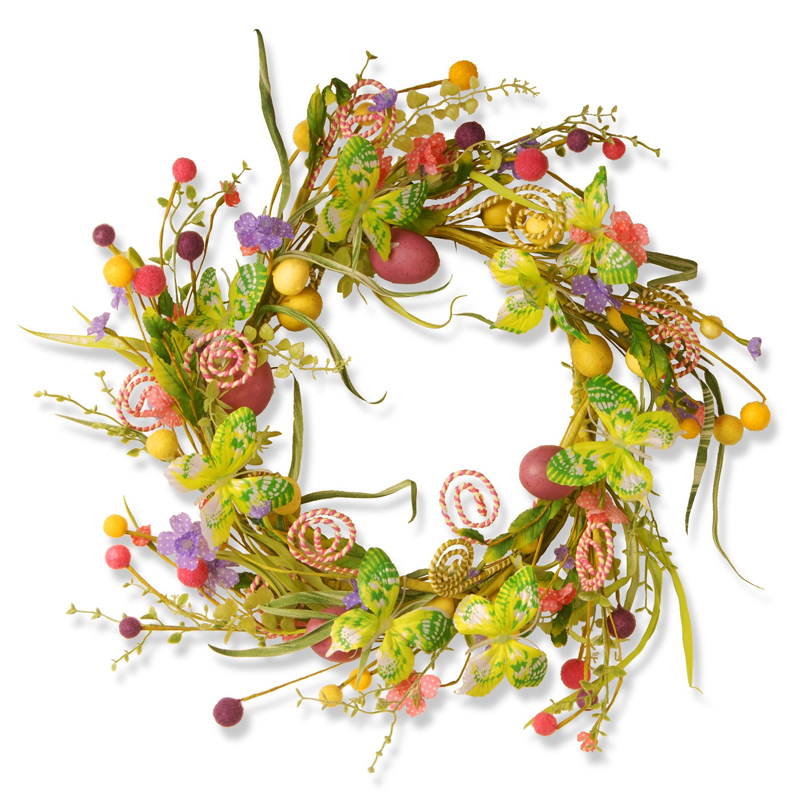 "24"" Garden Accents Easter Wreath"