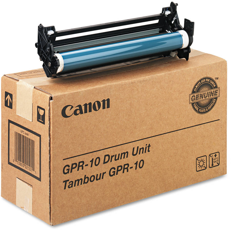 Canon 7815A004AB Drum Unit, Black