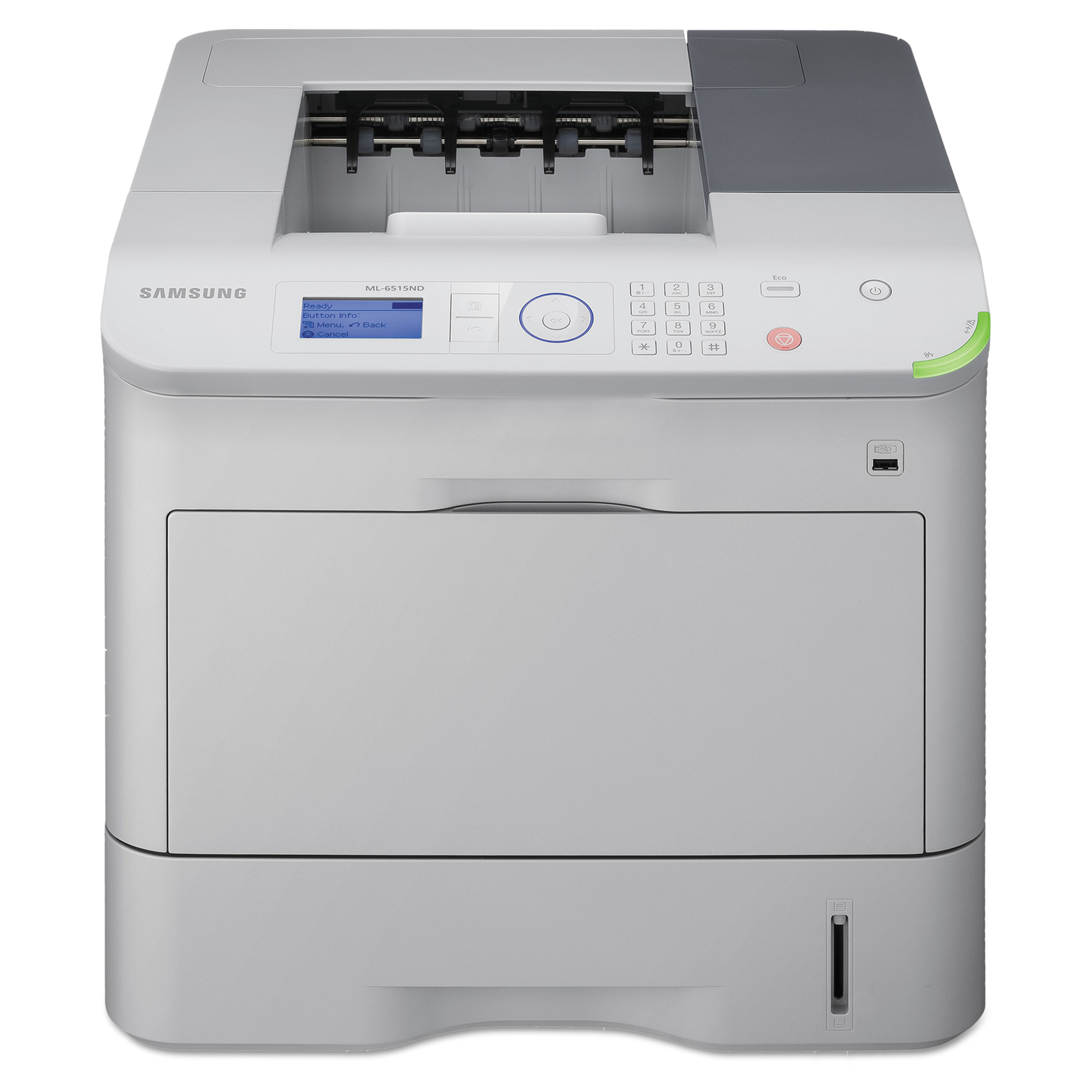 Samsung ML-6500 Series Mono Laser Printer, 600 MHz Dual Core by Samsung