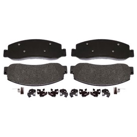 Raybestos Friction SP1066TRH Specialty Brake Pad - image 1 de 2