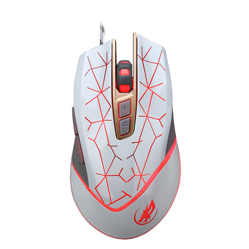 Color : CJX300BK LAOHAO 3200 DPI USB Wired Competitive Gaming Mouse 7 Programmable Buttons Mechanical Macro Definition Programming Game Mice Classic Mouse