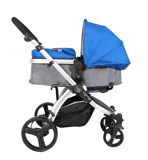 Elle Baby Journey Stroller System Convertible Child Stroller and Pram