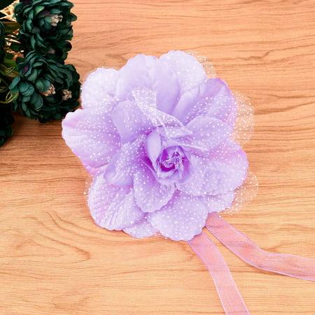 Best Peony Flower Curtain Clip-on Tie Backs Holdback Tieback Holder