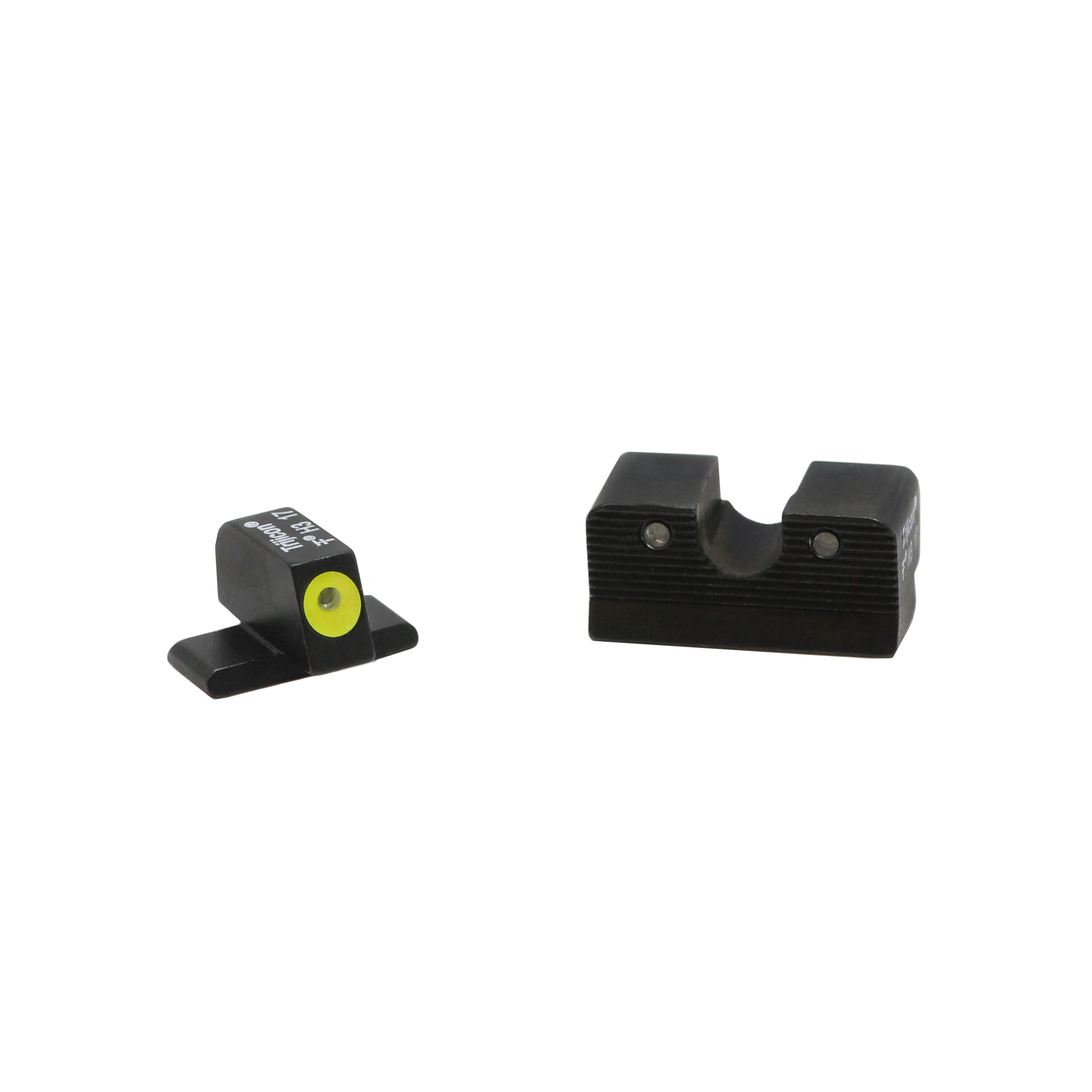 Trijicon FNH HD Night Sight Set Models FN509, Yellow Front Outline Lamp by Trijicon