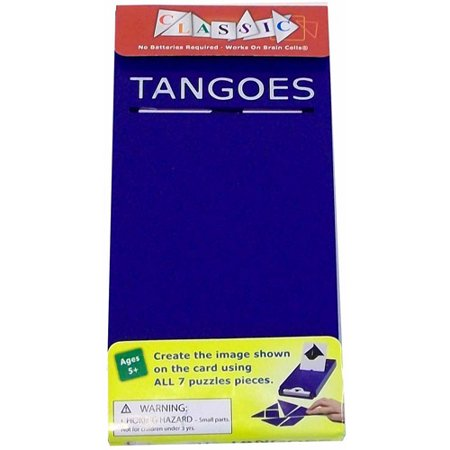 Tangoes Original Brain Teaser