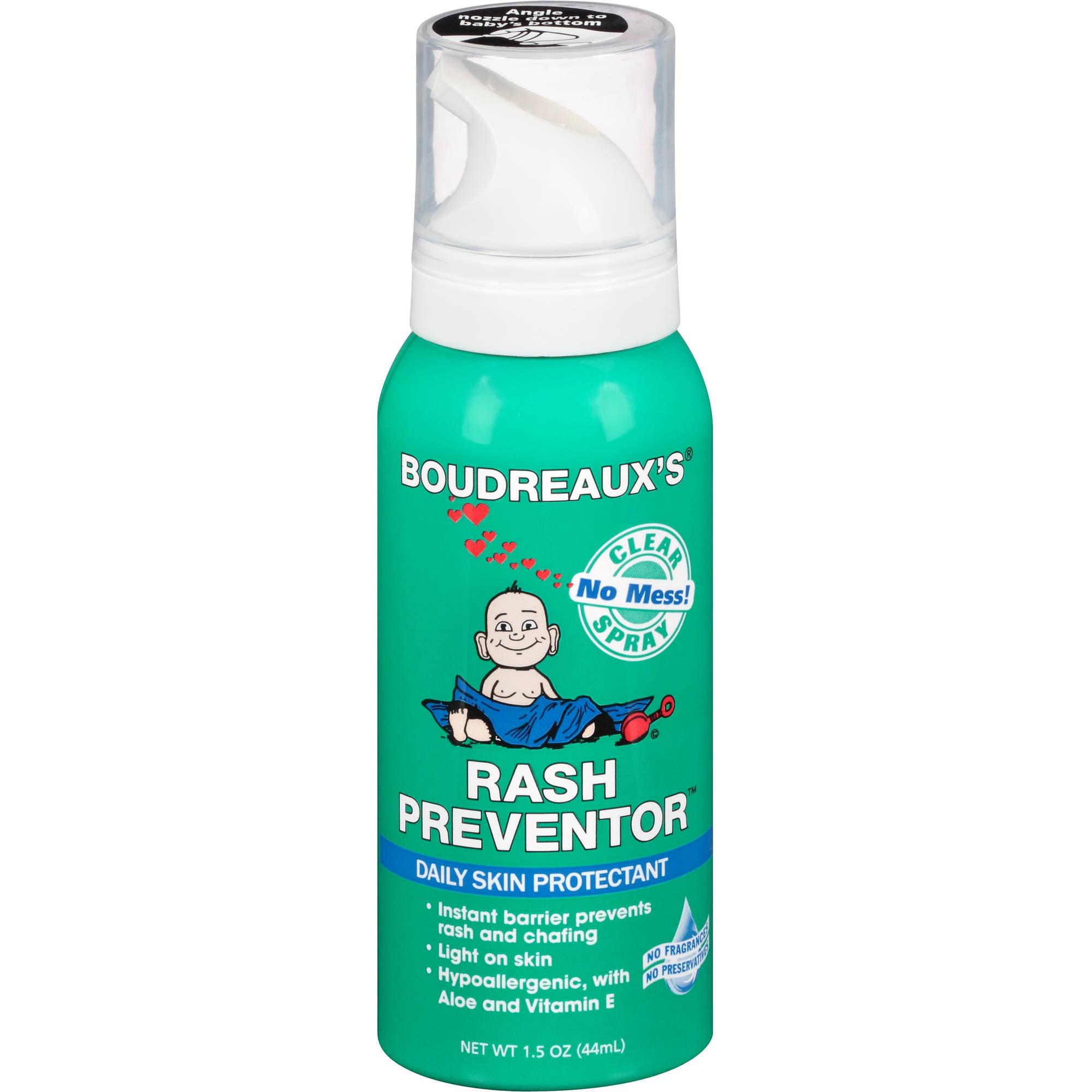 Boudreaux's Rash Preventor Daily Skin Protectant, 1.5 oz