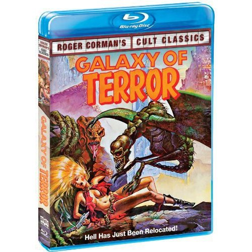 Galaxy Of Terror (Blu-ray) (Widescreen)