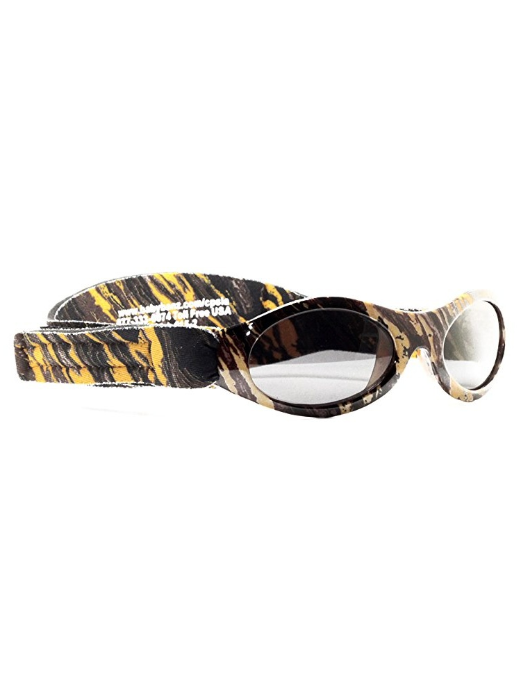 Baby Banz adventure Sunglasses Tree bark 0-2 brand New  new addition