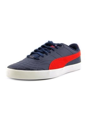 3ecdcf44f31e Product Image Puma Tech Sala 76 Urban Fair Isle Mens Blue Red Sneakers
