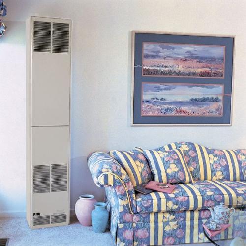 Empire DVC55SPPXLP Direct Vent Counterflow Wall Furnace with Standing Pilot - Propane - DVC55SPPXLP