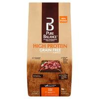 Pure Balance Grain-Free Wild & Free Turkey Recipe Dry Cat Food (Various Sizes)