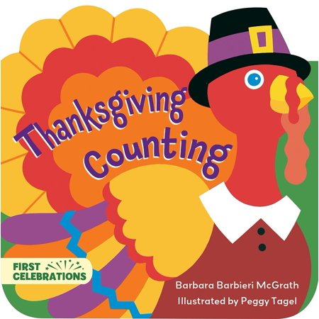 Thanksgiving Counting (Board Book) (Thanksgiving Toys)