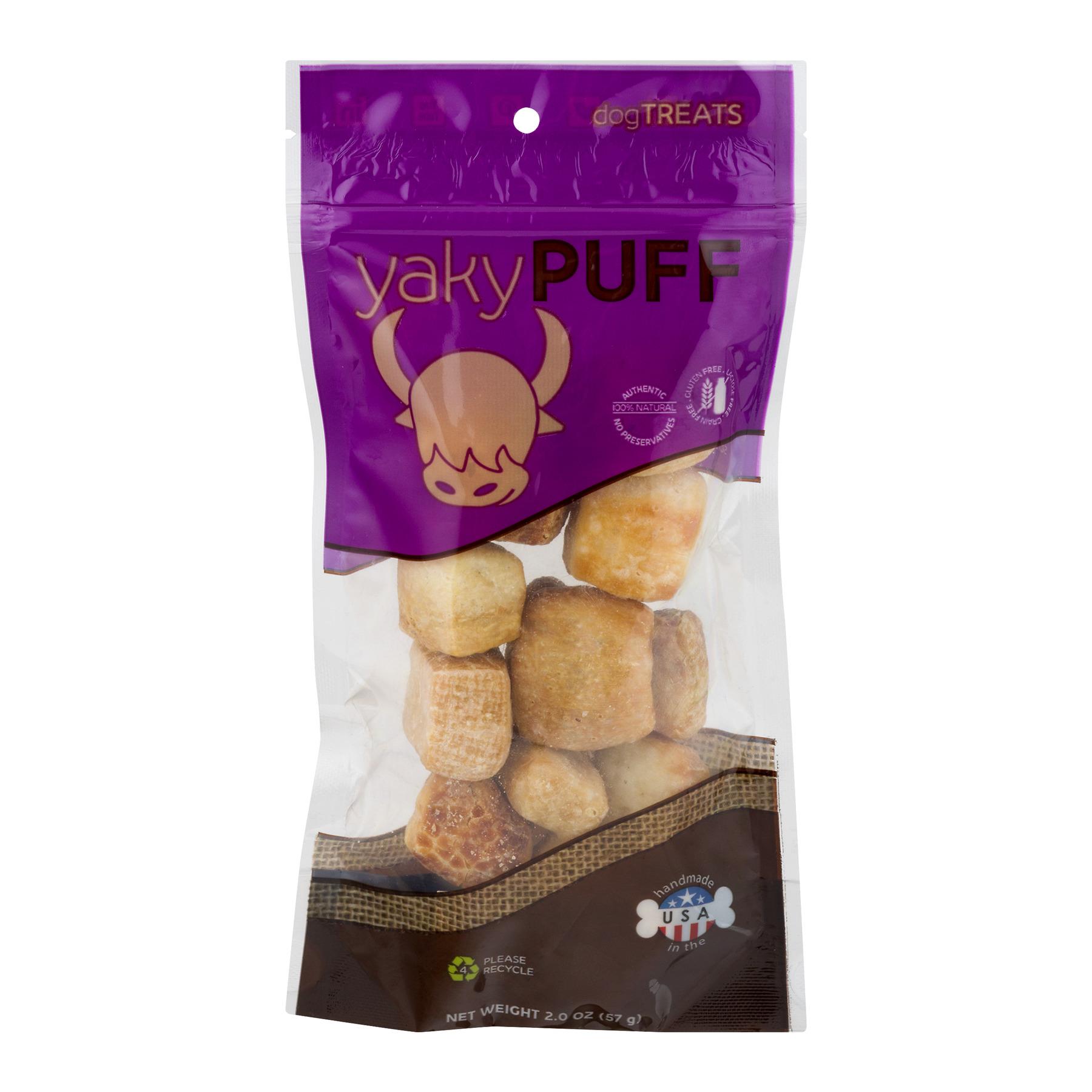Himalayan Pet Supply; Himalayan Dog Chew; Original yakyPUFF