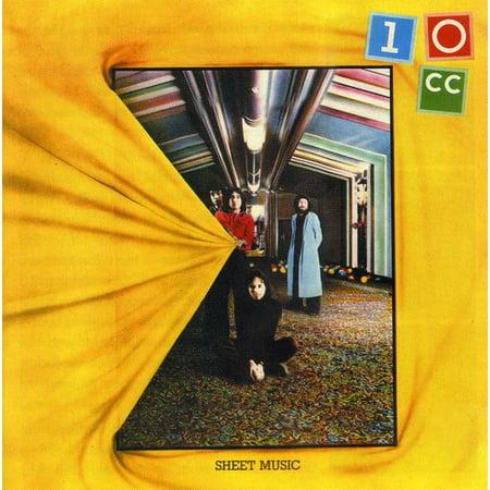 Compact Disc Sheet Music - Sheet Music (CD) (Remaster)