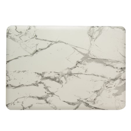 """Marble Matte Hard Case Cover Protector Top Bottom Shell For Apple for Macbook Pro 12"""" - image 3 of 5"""