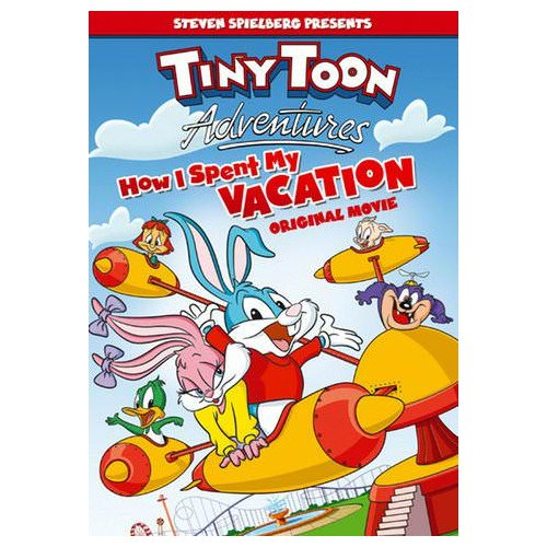 Tiny Toons Adventures: How I Spent My Vacation (1992)
