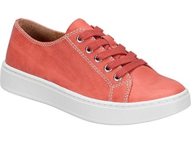 Sofft Womens 1105108 Low Top Lace Up Fashion Sneakers by Sofft