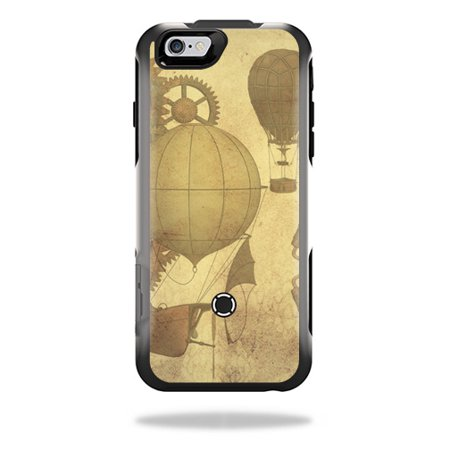 Skin Decal Wrap For Otterbox Resurgence Iphone 6 Power Case Steam Punk Pap