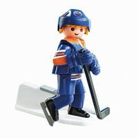 PLAYMOBIL NHL Edmonton Oilers Player