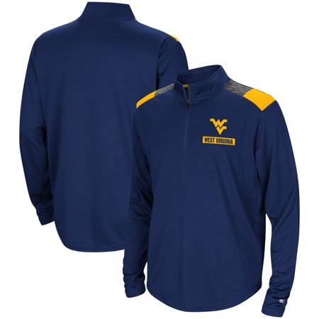 West Virginia Zip Code Map (West Virginia Mountaineers Colosseum Youth 99 Yards Quarter-Zip Pullover Jacket -)