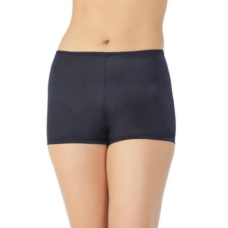 3c0c82cd30995 Vassarette - Women s Undershapers Light Control Boy Short Panty ...