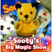 Sooty's Big Magic Show : Interactive Hand Puppet Book, 3+