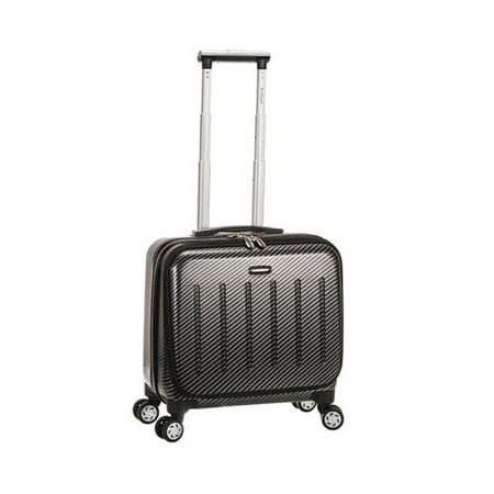 "Rockland Luggage 16"" Revolution Hardside Rolling Computer Case BF29"