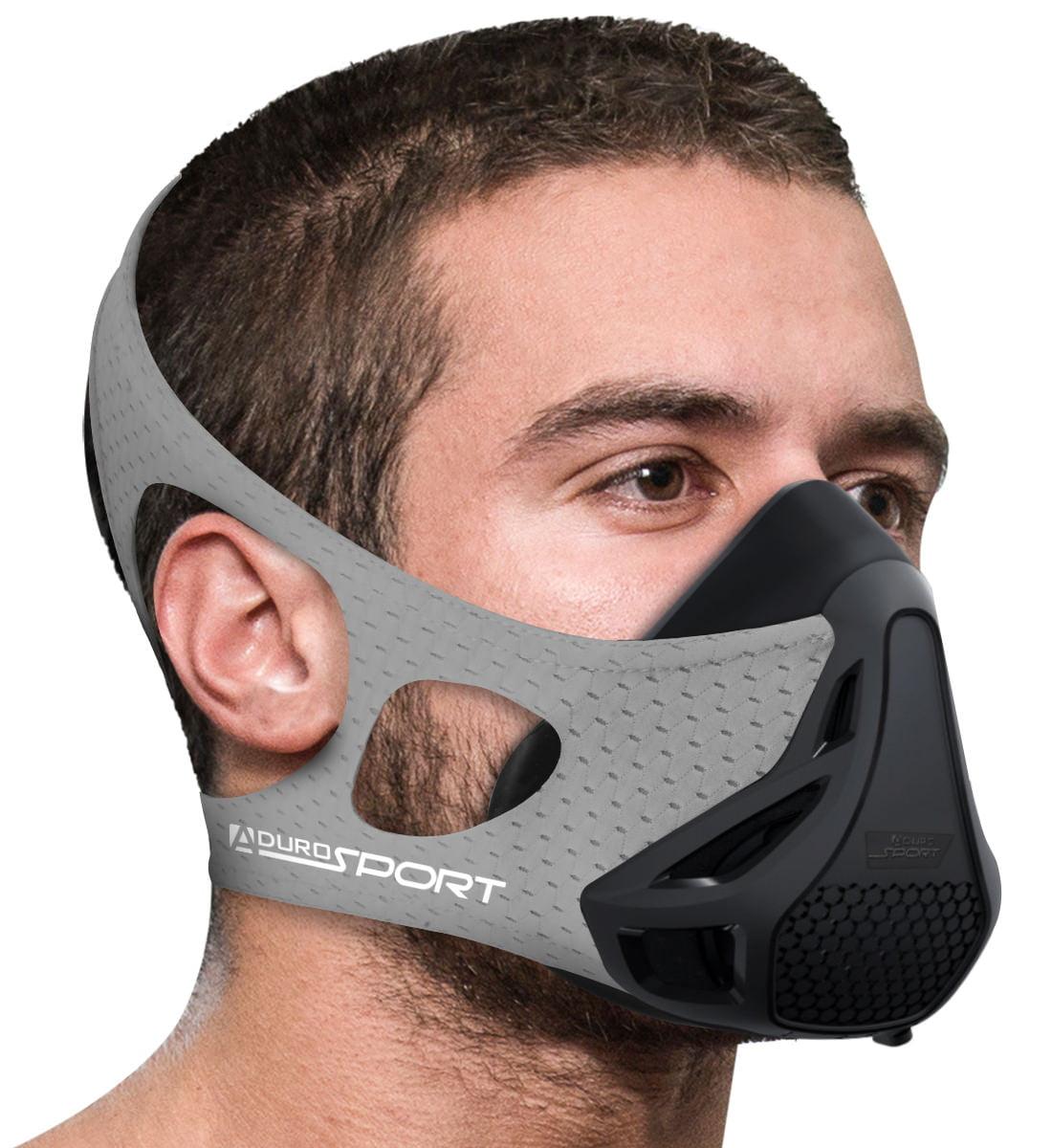 Peak Resistance High Altitude Training Mask by Aduro Sport