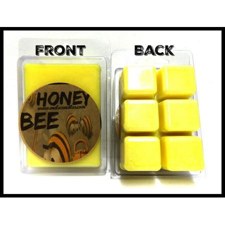 Honey Bee (Sweet Honey Aroma)  3.4 Ounce Pack of Soy Wax Tarts / Melts (Aroma Melts)