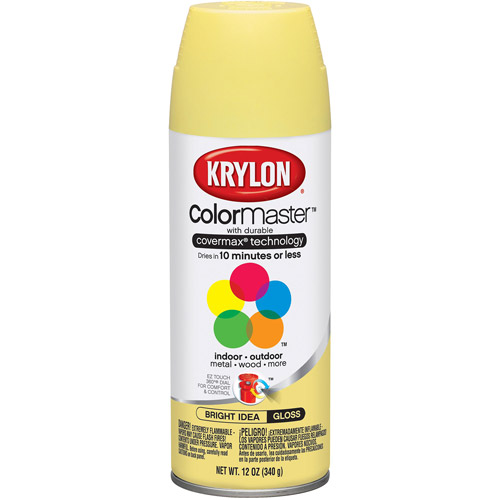 Krylon Colormaster Bright Id