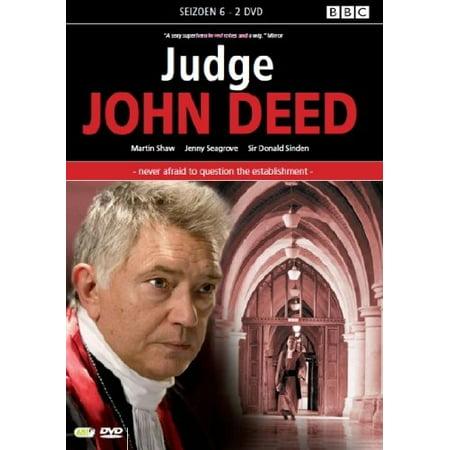 Judge John Deed (Season 6) - 2-DVD Box Set ( War Crimes / Evidence of Harm ) ( Judge John Deed - Season Six ) [ NON-USA FORMAT, PAL, Reg.2 Import - Netherlands