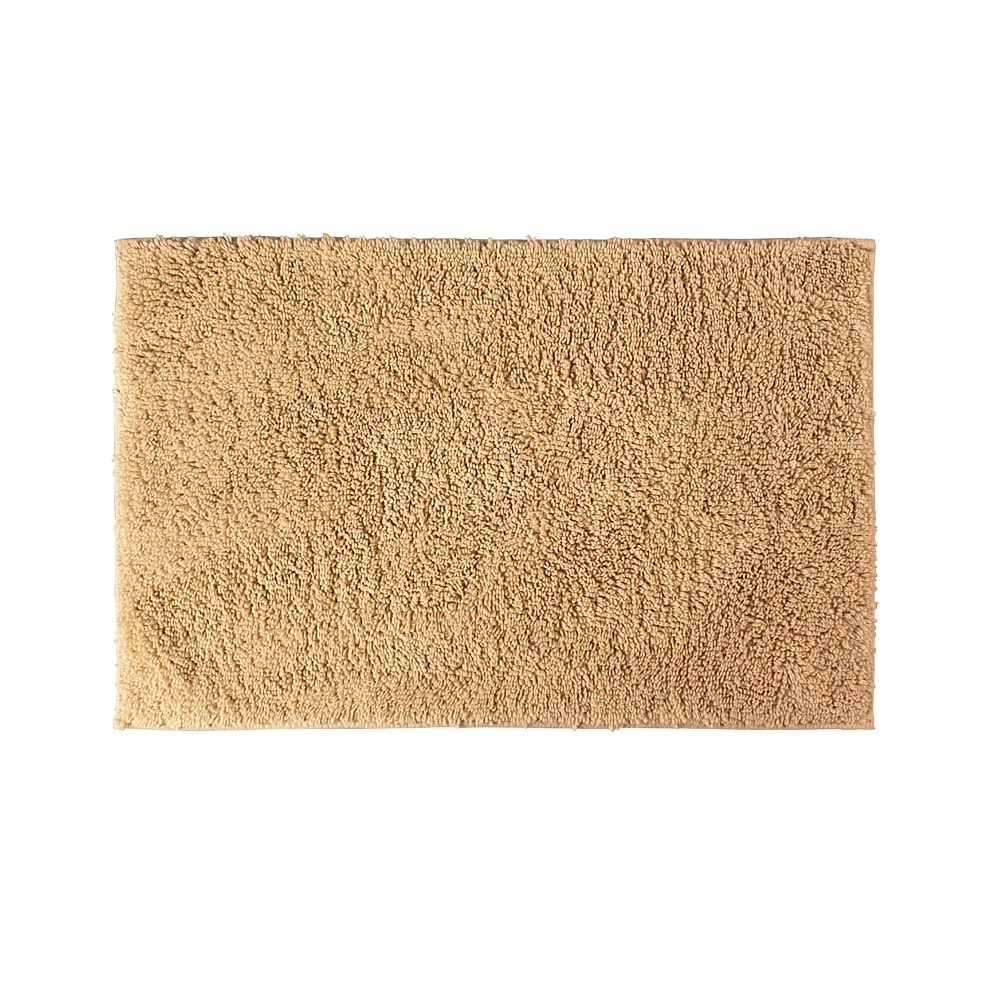Somette  Grace Natural Cotton 30x50 Bath Rug