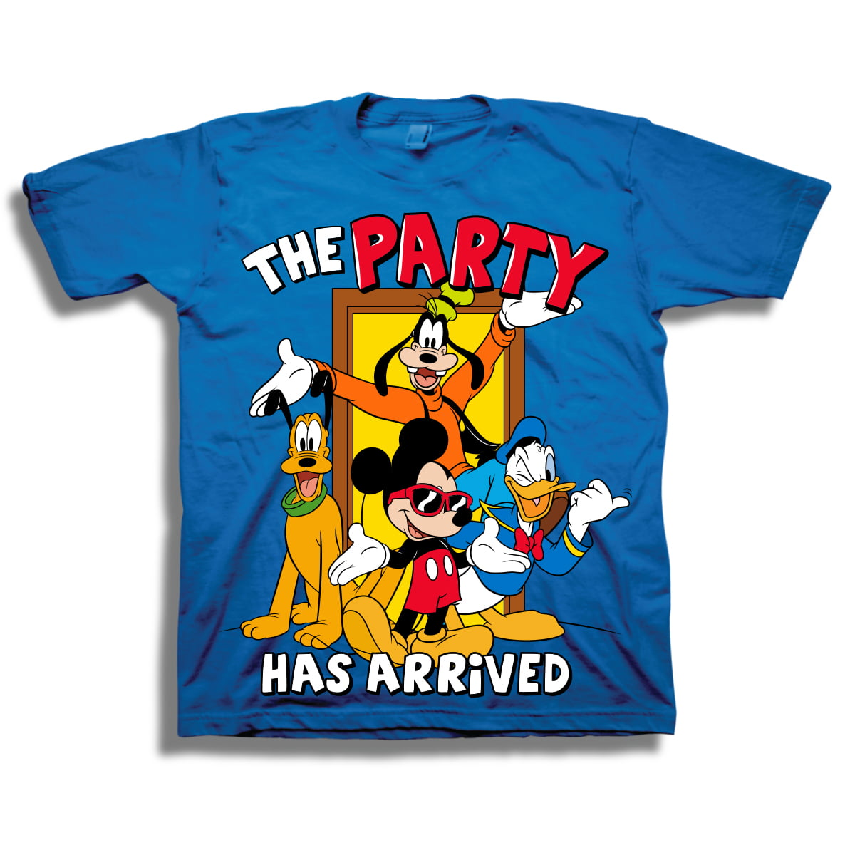 Disney - Mickey Mouse and Friends Toddler Boys' Short ...