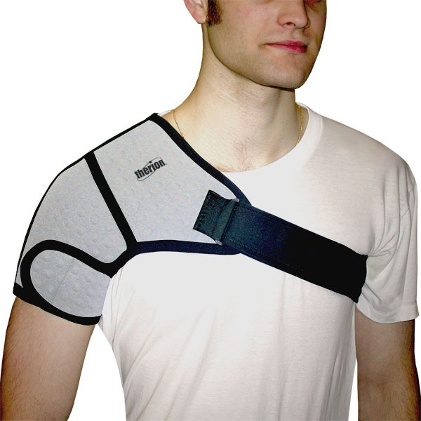 Therion Magnetics Platinum Magnetic Shoulder Brace - Right