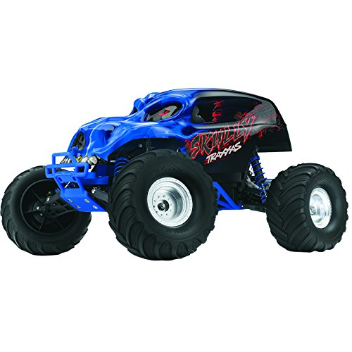 Traxxas 36064-1 1 10 Skully RTR TQ 2.4 GHz Vehicle, Color May Vary by n/a