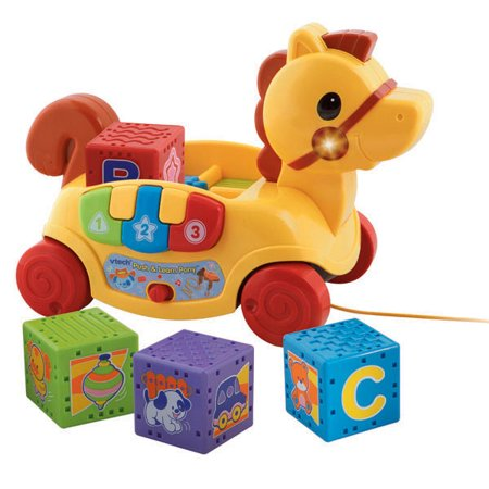 Vtech Push & Learn Pony