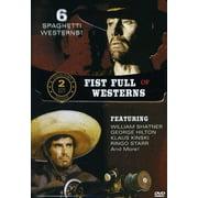Fist Full of Westerns ( (DVD)) by POP FLICKS