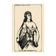 Judith, Seek Holoferne's Head Print (Unframed Paper Print 20x30)