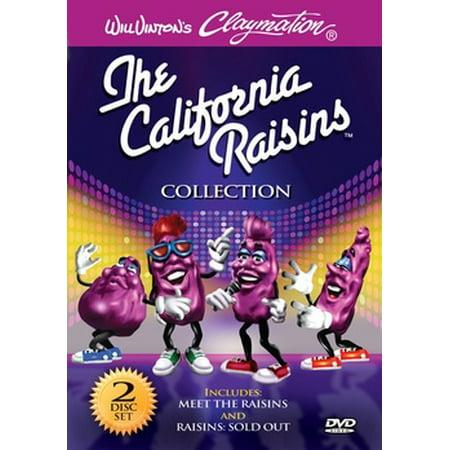 CALIFORNIA RAISINS COLLECTION (DVD) (2DISCS/OPTIONAL ENG SUB/FF/1.33:1)